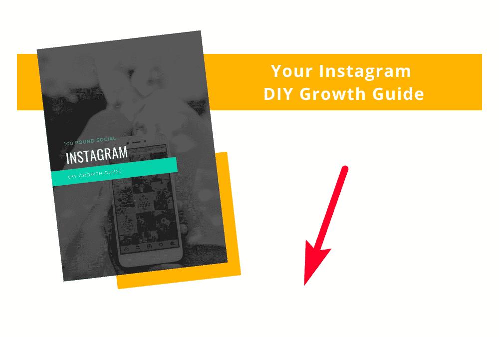 Instagram: DIY Growth Guide