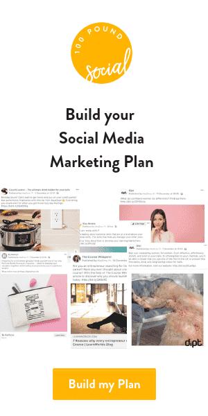 Social Media Blog - 100 Pound Social