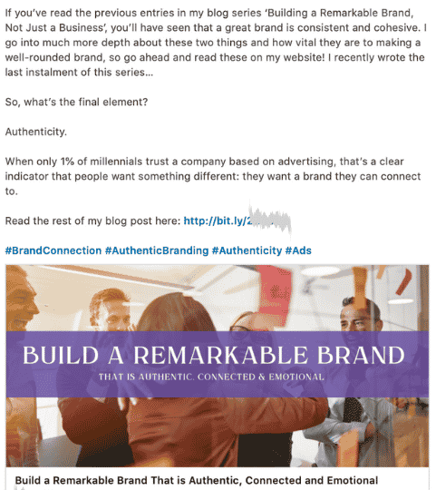 Company type: Branding Agency