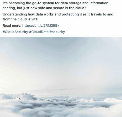 Company type: Data Security