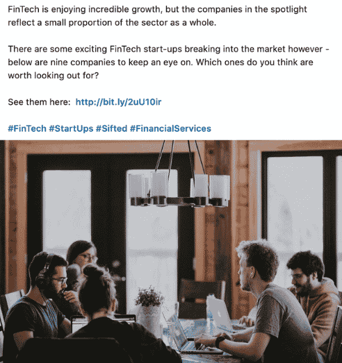 Finance & FinTech recruitment