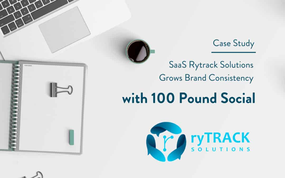 SaaS Rytrack Solutions Grows Brand Consistency with Expert Social Media Management