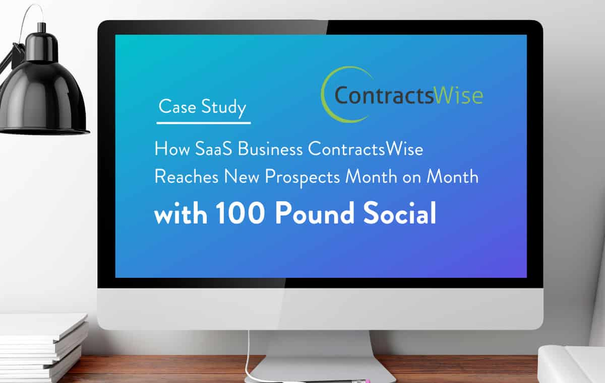 How SaaS Business ContractsWise Reaches New Prospects Month on Month