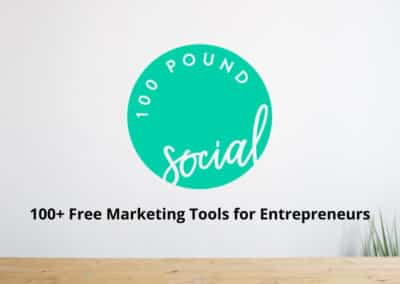 100+ Free Marketing Tools for Entrepreneurs