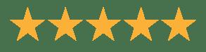 5 star reviews 100 pound social