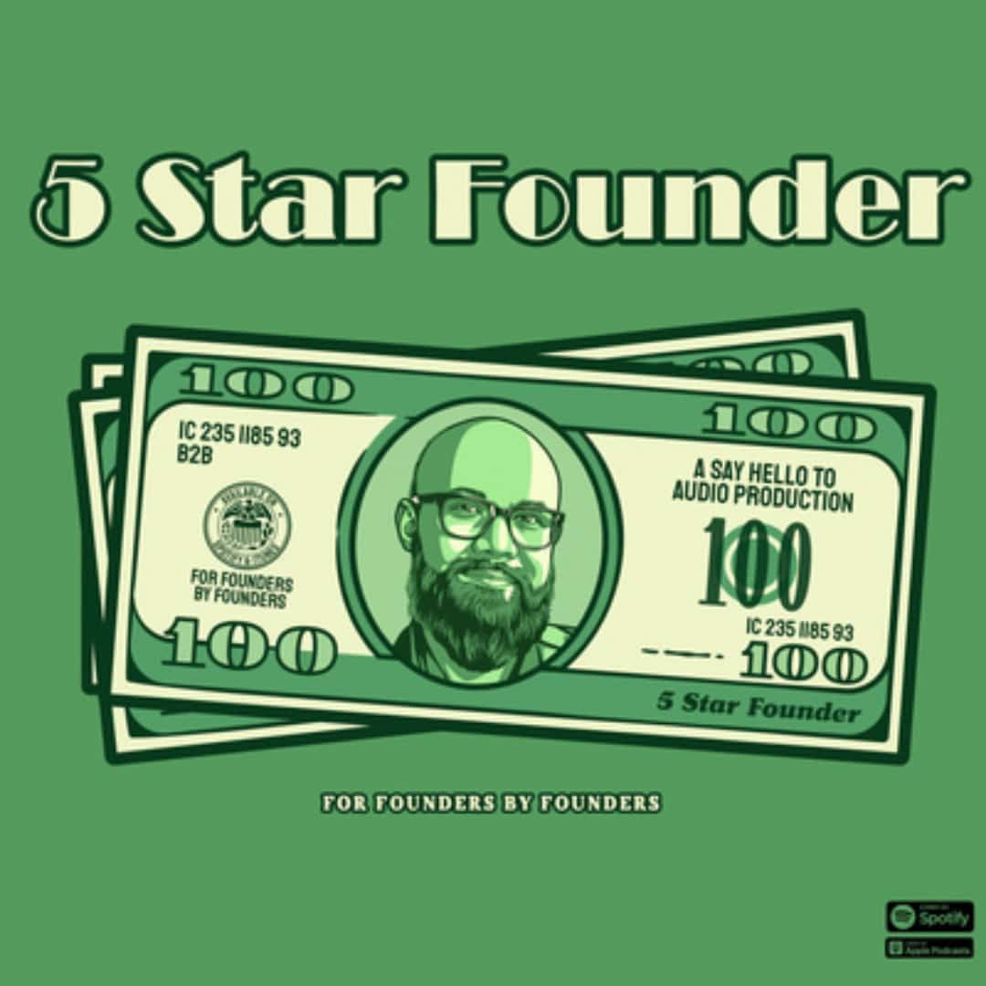 5 Star Founder Podcast Victoria Lee 100 Pound Social